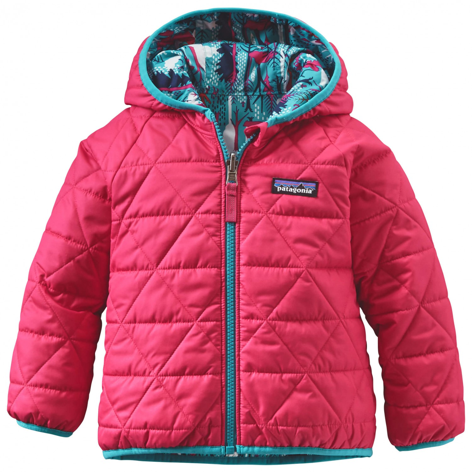 9f608e6c1 Patagonia Baby Reversible Puff-Ball Jacket - Synthetic Jacket Kids ...