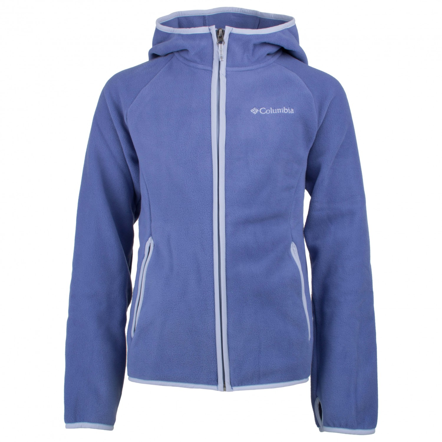 Online shopping from a great selection at Clothing Store. Columbia Women's Pacific Point Full Zip Hoodie Fleece Jacket and Sweaters.