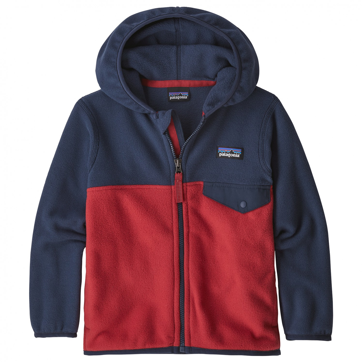 Patagonia Baby Micro D Snap T Jacket Fleece Jacket Kids