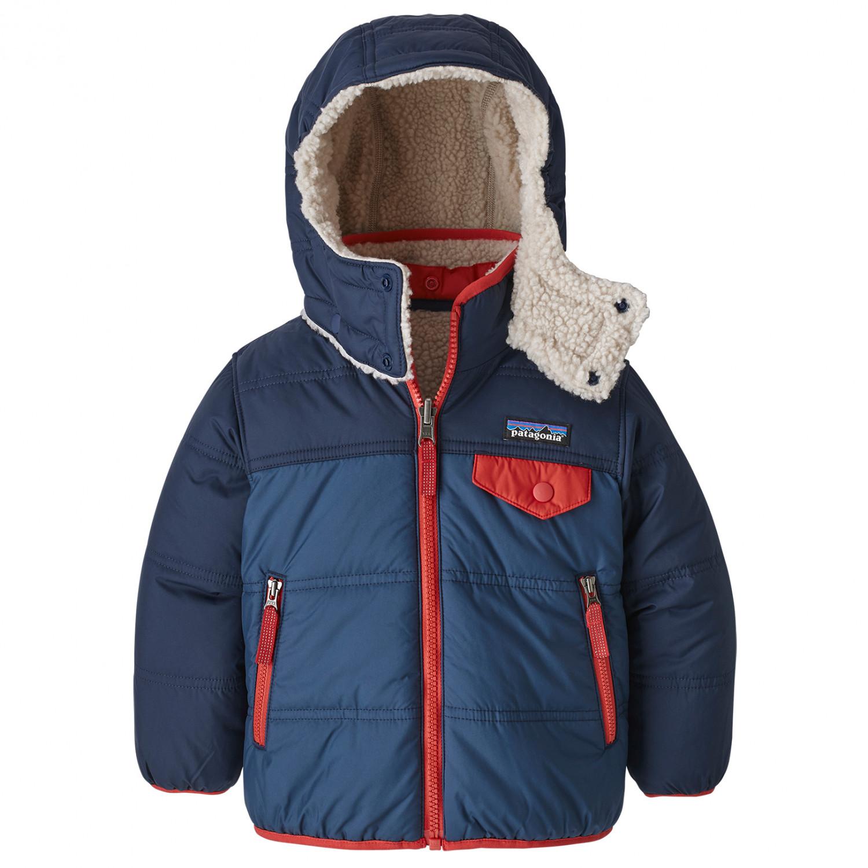 Patagonia Baby Reversible Tribbles Hoody Winter Jacket
