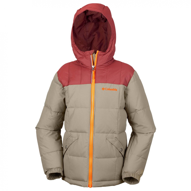 Columbia Boy's Gyroslope Jacket Veste de ski