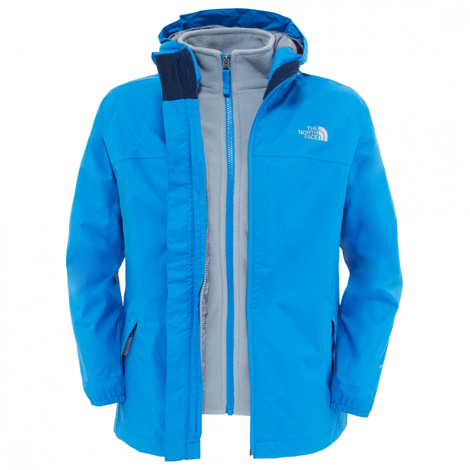 popular style new buy popular The North Face - Boy's Elden Rain TriClimate Jacket - 3-in-1 jacket