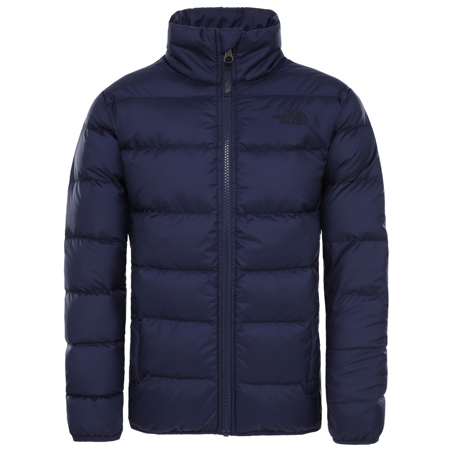 The North Face Boy's Andes Jacket Daunenjacke TNF Blue | XS