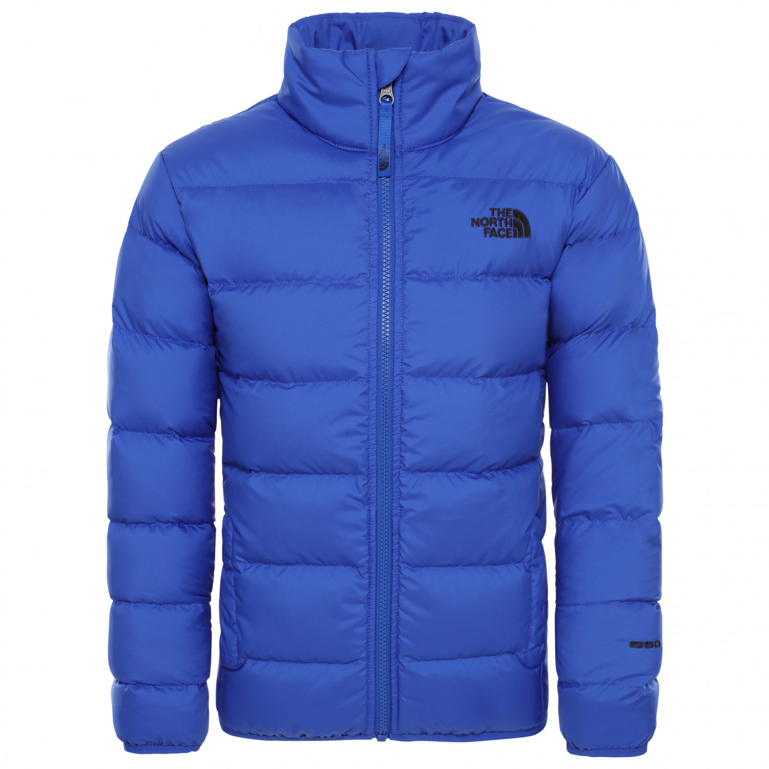 online retailer 7fd22 c527f The North Face - Boy's Andes Jacket - Daunenjacke - TNF Blue   XS