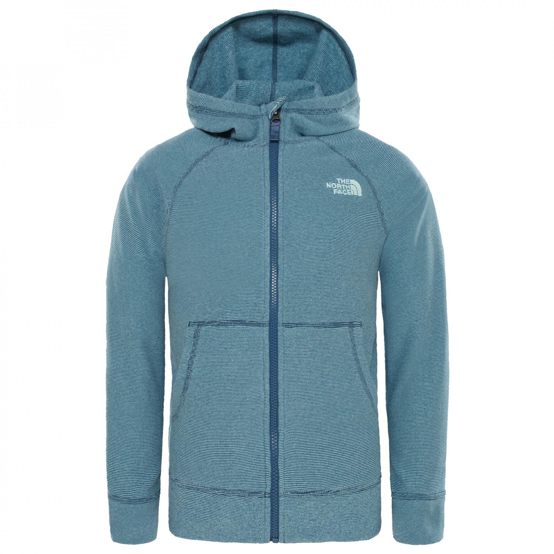 a36b0216a76ca The North Face Glacier Full Zip Hoodie - Fleece Jacket Boys | Buy ...