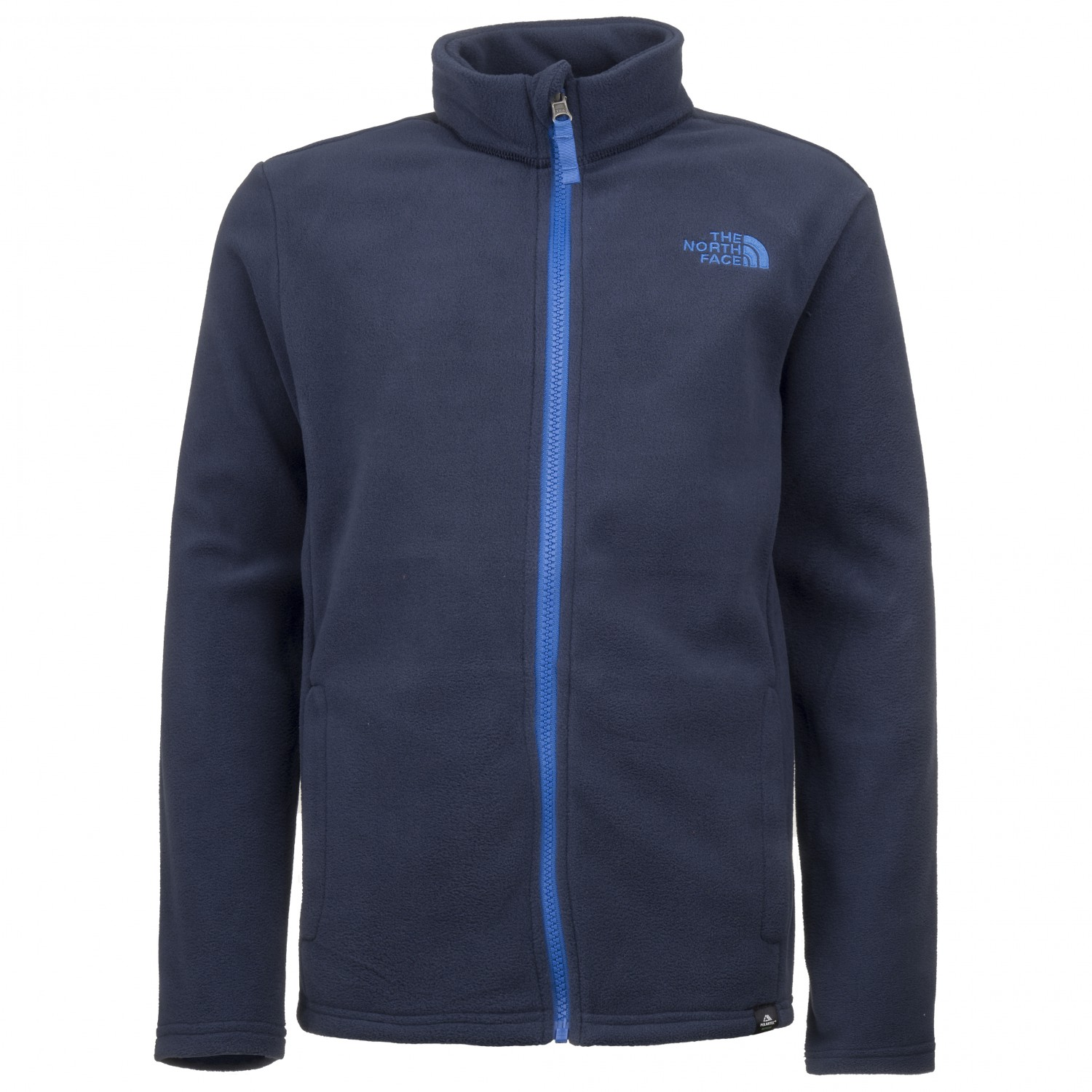 The North Face Youth Snow Quest Full Zip - Fleece Jacket ...