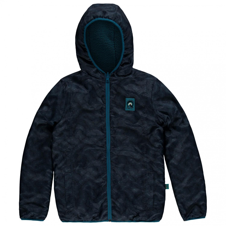 O Neill Reversible Sherpa Jacket Fleece Jacket Kids