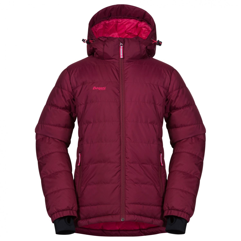 551ad111 Bergans Rena Down Youth Girl Jacket - Dunjakke Barn kjøp online ...