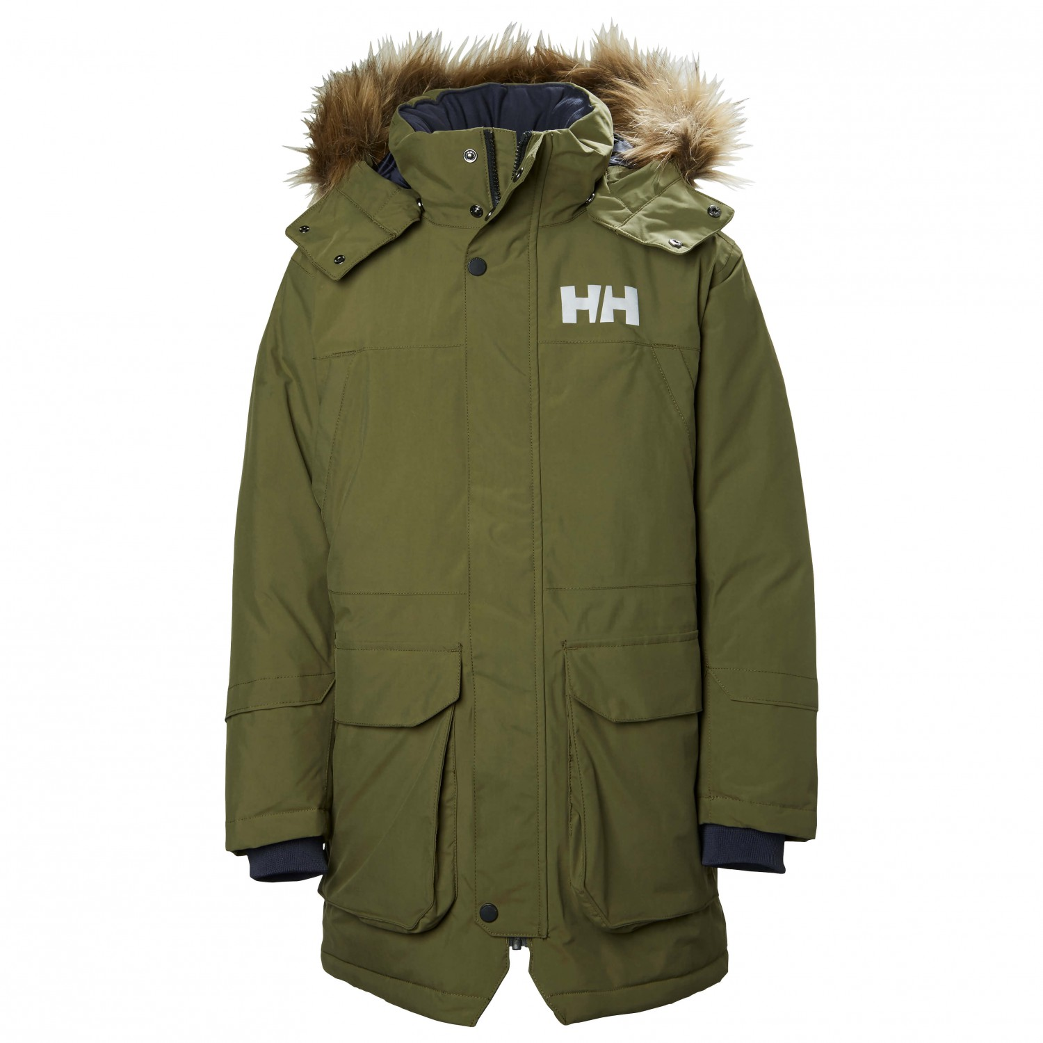 a3093705 Helly Hansen Junior Isfjord Down Parka - Down Jacket Kids | Free UK ...