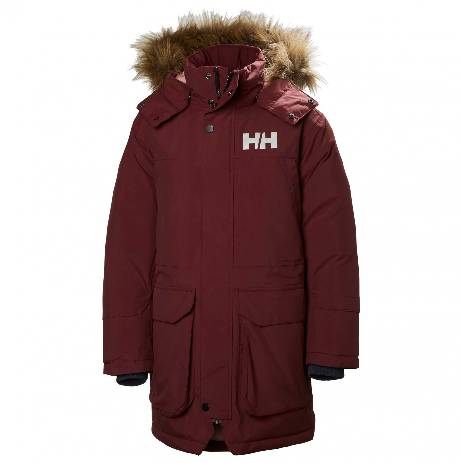 7f46d07d Helly Hansen Junior Isfjord Down Parka - Down Jacket Kids | Free UK ...