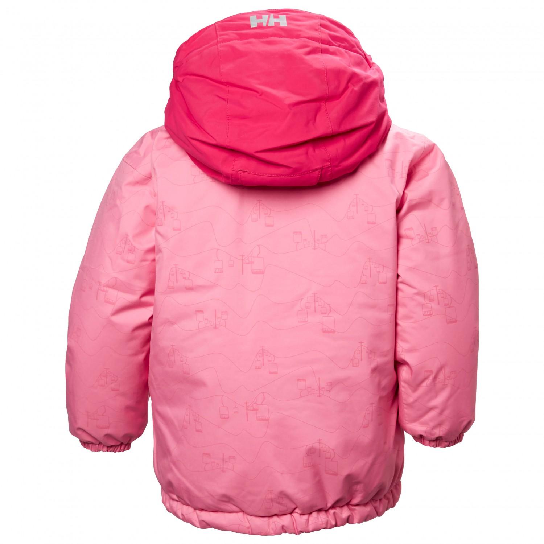 752ac1135 Helly Hansen Snowfall Print Ins Jacket - Ski Jacket Kids