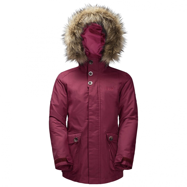 8b032d575 Jack Wolfskin Elk Island 3in1 Parka - 3-In-1 Jacket Girls