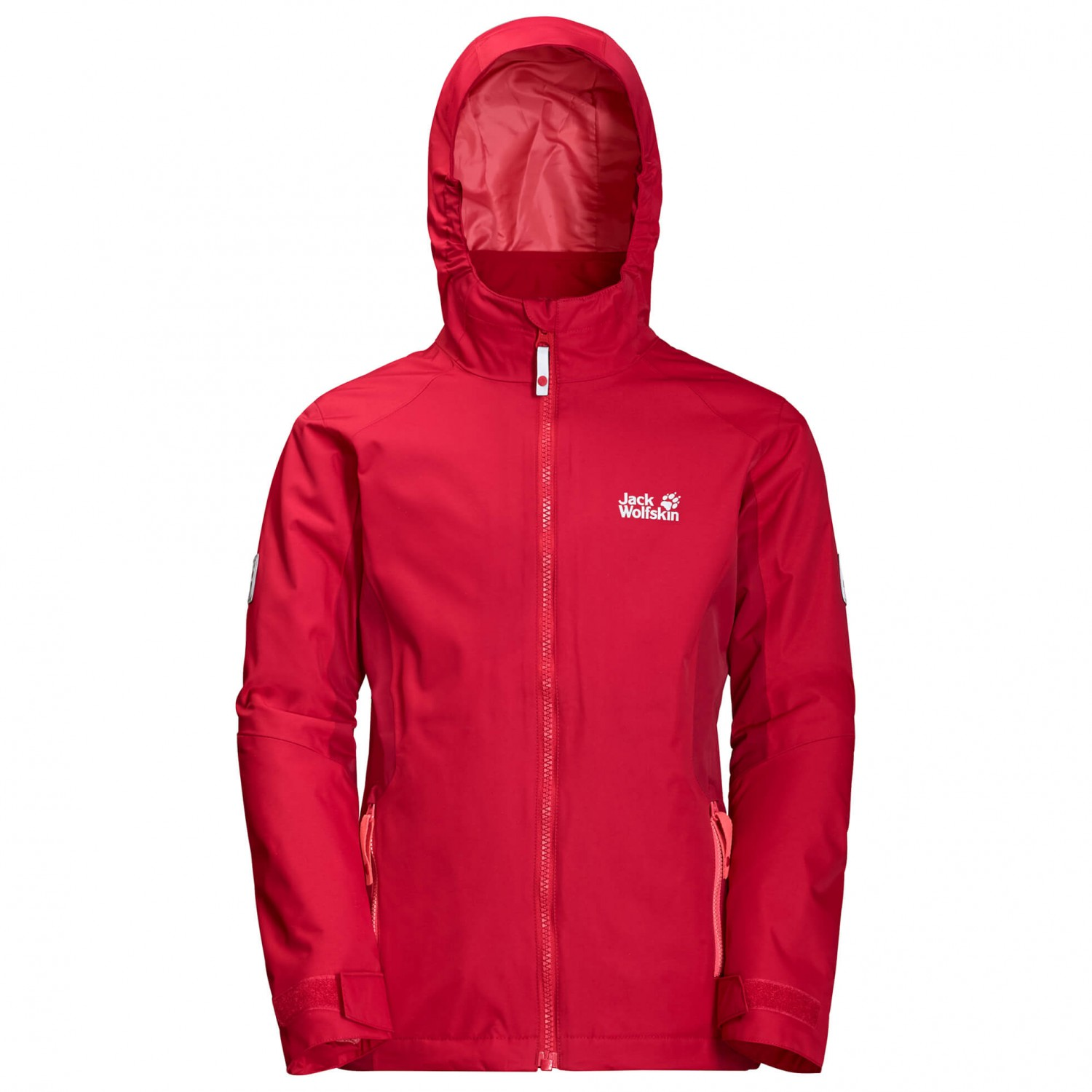 JACK WOLFSKIN Girls Grivla 3in1 Jacket Doppeljacke