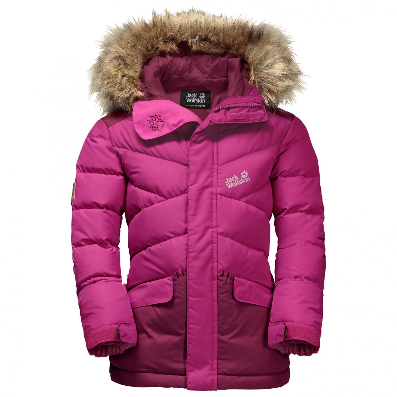 size 40 2a8f6 a5913 Jack Wolfskin Icefjord - Down Jacket Kids | Buy online ...