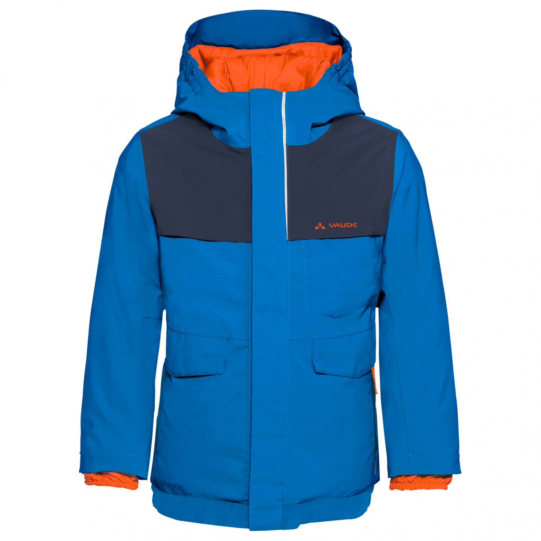 new product 4a984 5737c Vaude - Kid's Igmu Jacket Boys - Skijacke - Radiate Blue | 110/116 (EU)