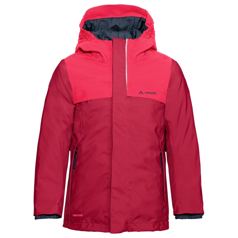 the best attitude 41962 47f54 Vaude - Kid's Igmu Jacket Girls - Veste de ski - Bright Pink | 122/128 (EU)