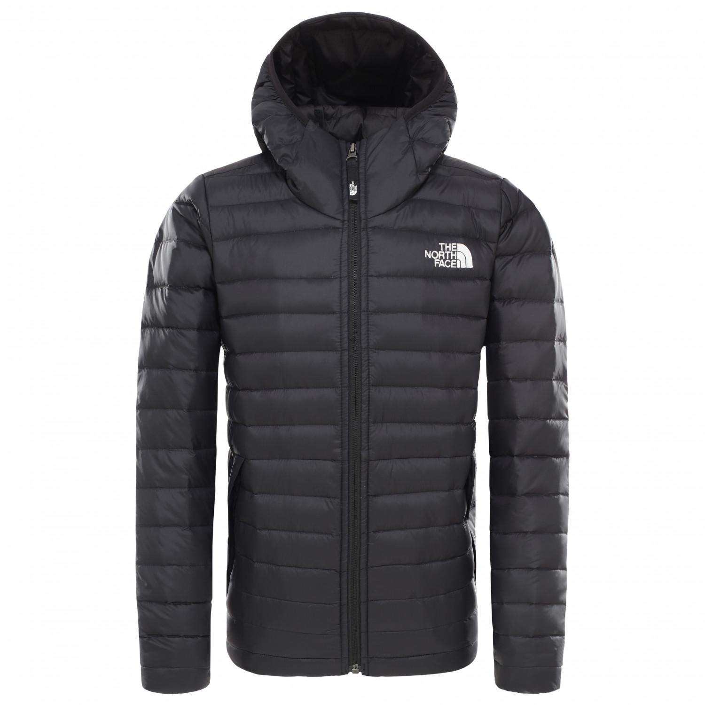 d72fa3e3c The North Face - Boy's Aconcagua Down Hoody - Down jacket - Night Green | S