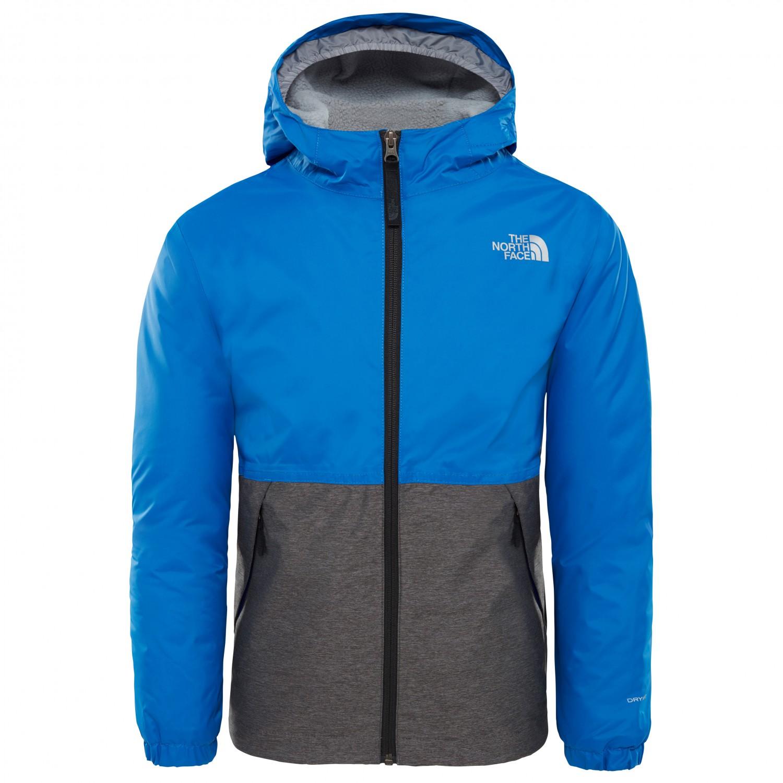 54753e989 The North Face Warm Storm Jacket - Winter Jacket Boys | Buy online |  Alpinetrek.co.uk