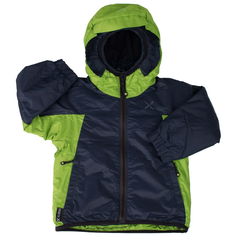 foto ufficiali 3b163 4e1d0 Montura - Snow Jacket Baby - Giacca invernale - Rosa Sugar / Piombo | 80  (EU)