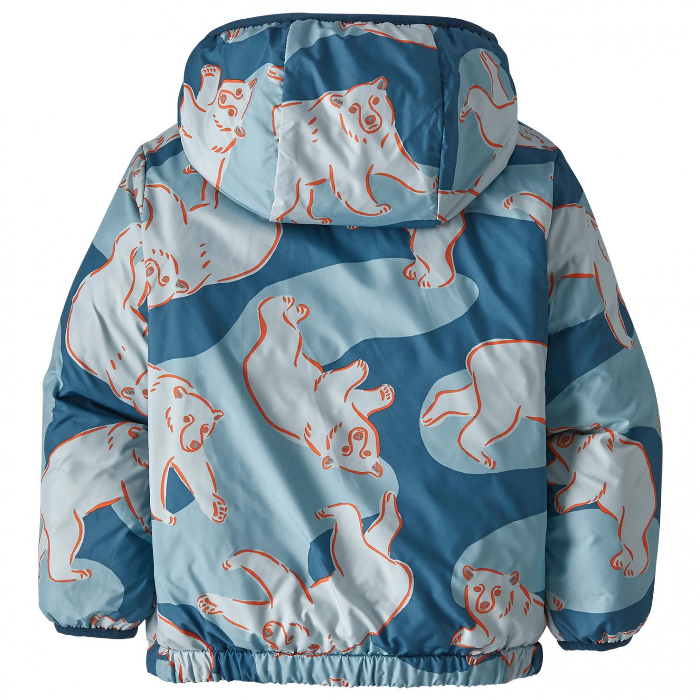 Patagonia Baby Reversible Down Sweater Hoody Dunjakke