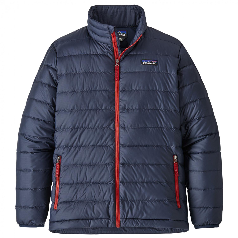 imágenes detalladas diseño popular como escoger Patagonia - Boys' Down Sweater - Chaqueta de plumas - Neo Navy | S