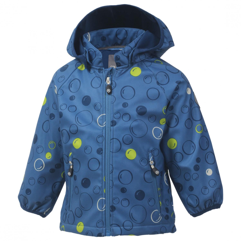 am besten billig farblich passend Preis bleibt stabil Color Kids Veast Mini Softshell Jacket - Softshelljacke Kinder ...