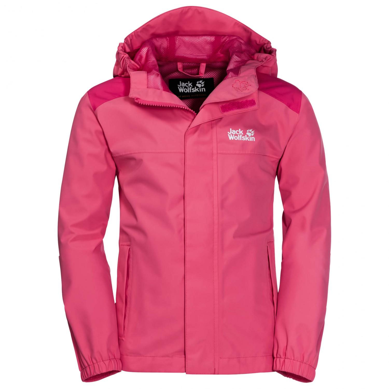 2ff1544a3c Jack Wolfskin Oak Creek Jacket - Waterproof Jacket Kids | Buy online |  Alpinetrek.co.uk