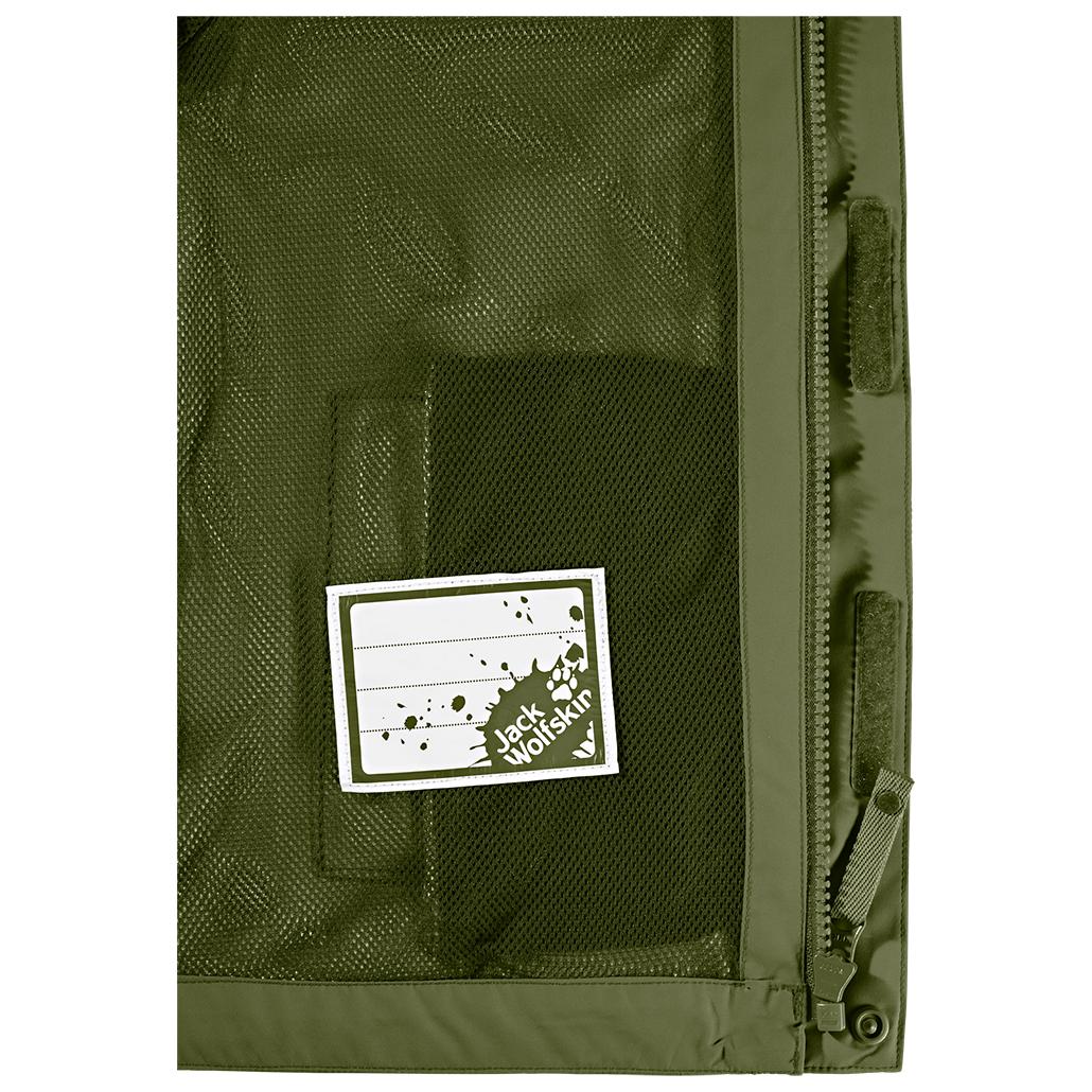 cf1a029c6 Jack Wolfskin Pine Creek Jacket - Hardshell Jacket Kids