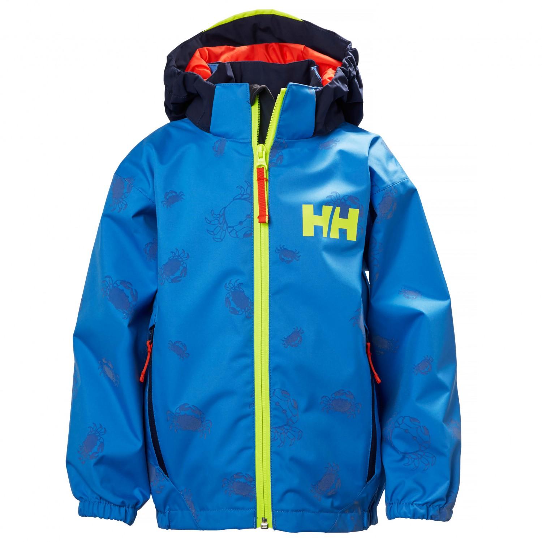 Vision Jacket Reflex Helly Hansen Kinder Hardshelljacke XPuikZ
