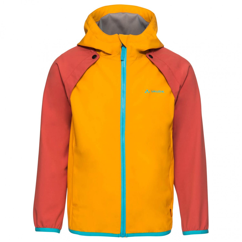 brand new 9f0a1 0e9e9 Vaude - Kid's Muntjac 2in1 Jacket - Softshell jacket - chute green |  110/116 (EU)