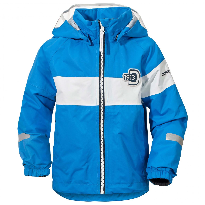 7e13a2af9 Didriksons - Kalix Kids Jacket - Hardshell jacket - Navy | 90 (EU)