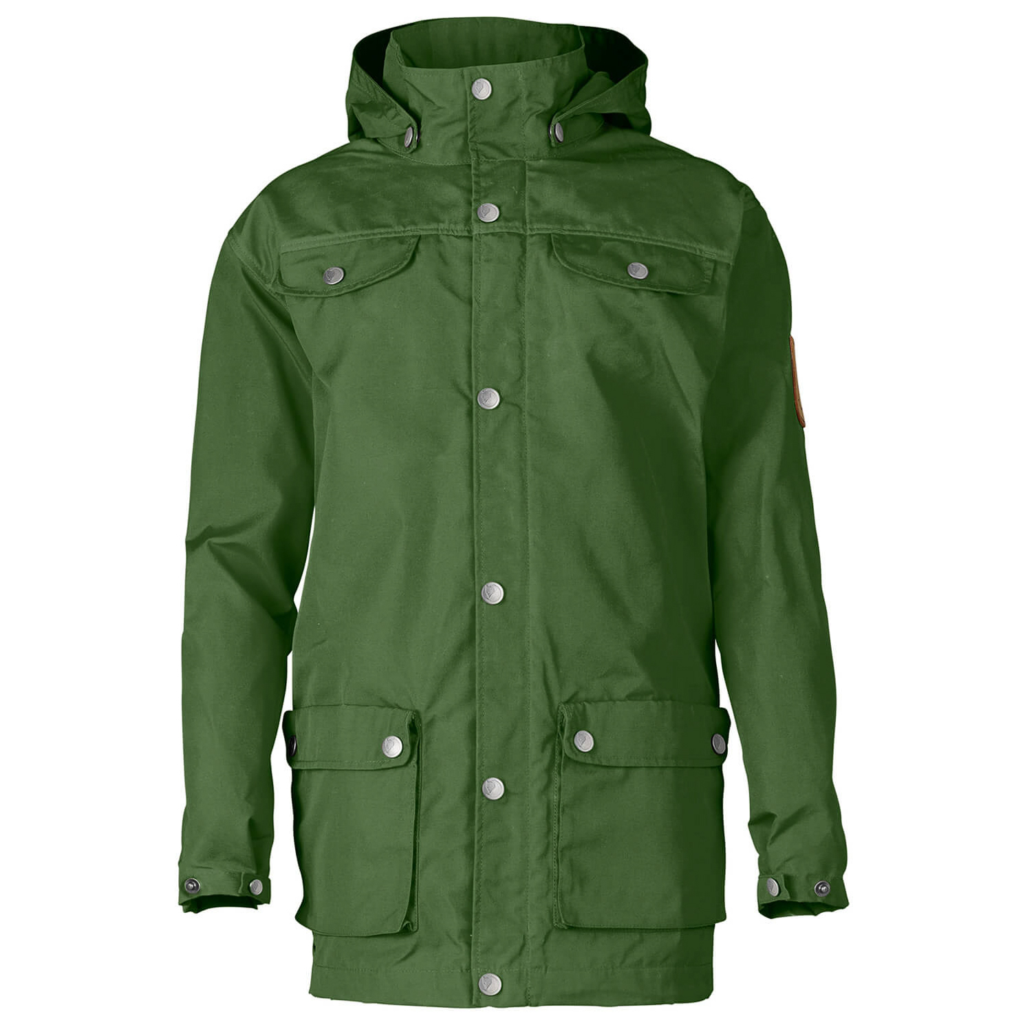 huge discount a421f 9f6ef Fjällräven - Kids Greenland Jacket - Waterproof jacket - Fern | 128 (EU)