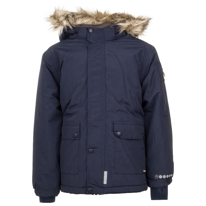 66e1074c36cf Minymo Snow Jacket Tussor Solid - Winter jacket Kids