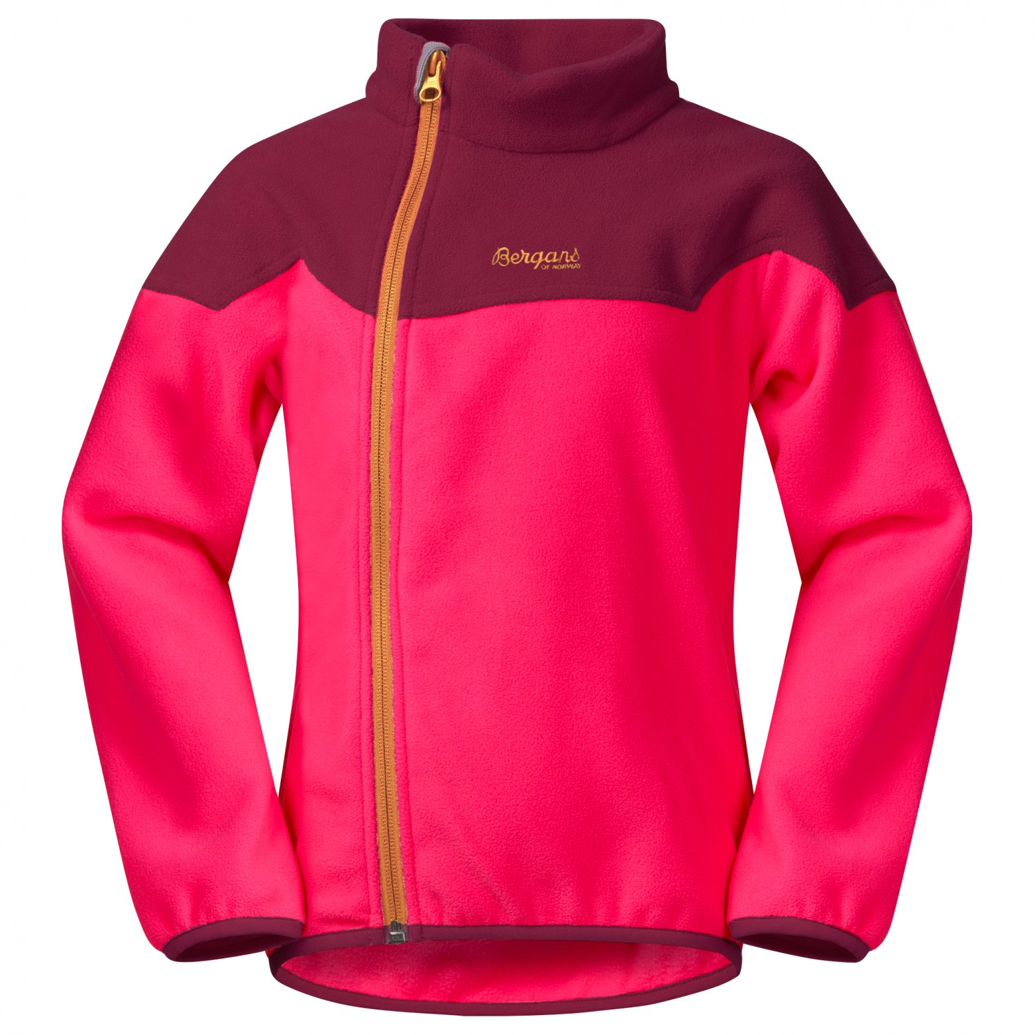 421d790b Bergans Ruffen Fleece Jacket - Fleece Jacket Kids | Buy online ...