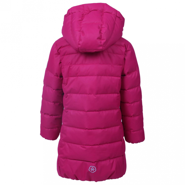 d17e54db1 Color Kids - Kid's Kenya Padded Jacket - Coat - Estate Blue | 116 (EU)