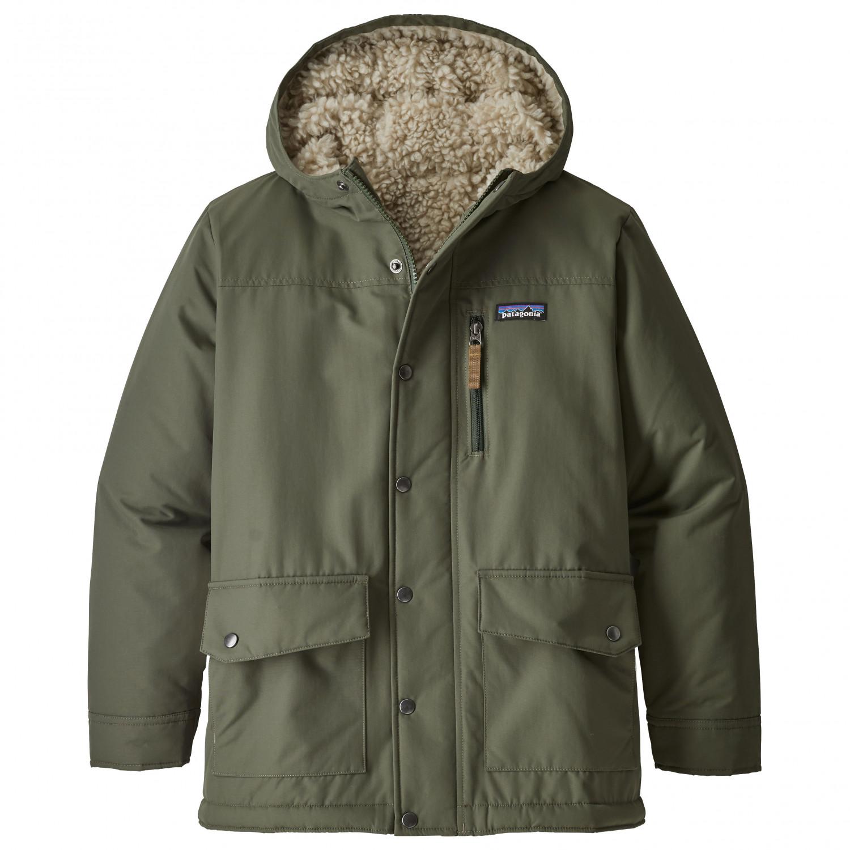 BrownS Winterjacke Kid's Infurno Industrial Coriander Patagonia Jacket Green 29IWEDHY