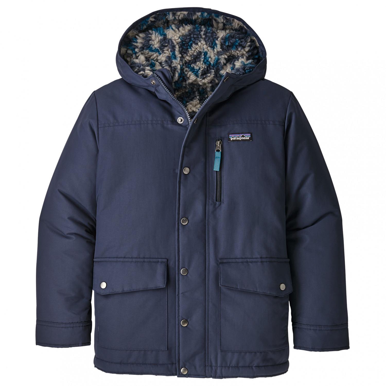 timeless design ecfc7 6900d Patagonia - Kid's Infurno Jacket - Winterjacke - Industrial Green /  Coriander Brown | M