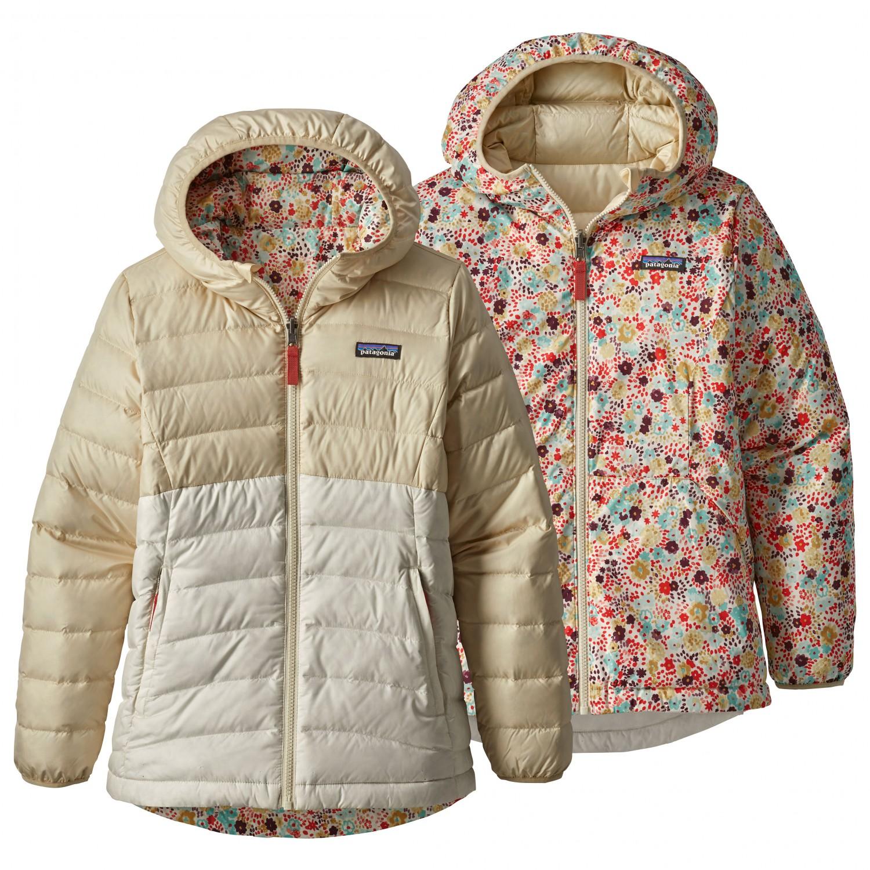 98a30a13b3c Patagonia - Kid s Reversible Down Sweater Hoody - Doudoune ...