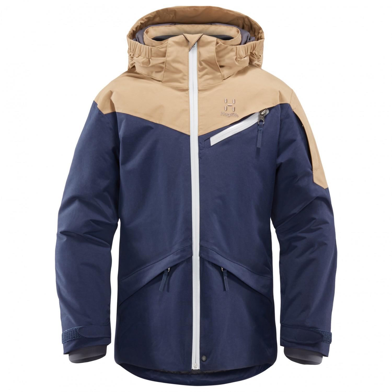 Haglöfs Niva Insulated Jacket Junior Skijacke Kinder