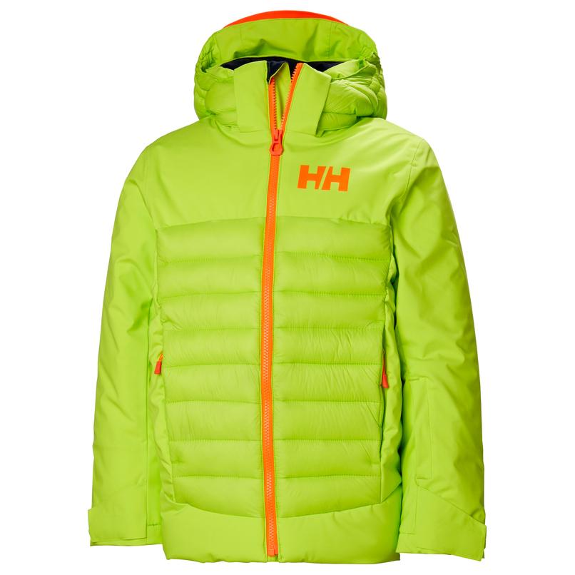bra erbjudanden kolla upp unik design Helly Hansen Junior's Summit Jacket - Ski jacket Kids | Free EU ...