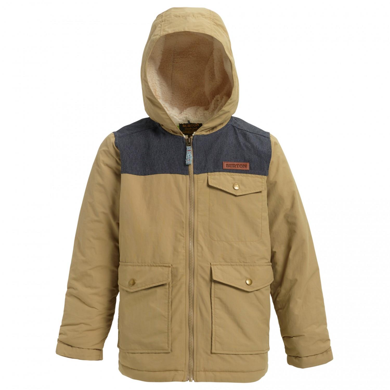 new style b0f8f 04390 Burton - Boy's Castable Jacket - Winterjacke - Kelp / Denim | M
