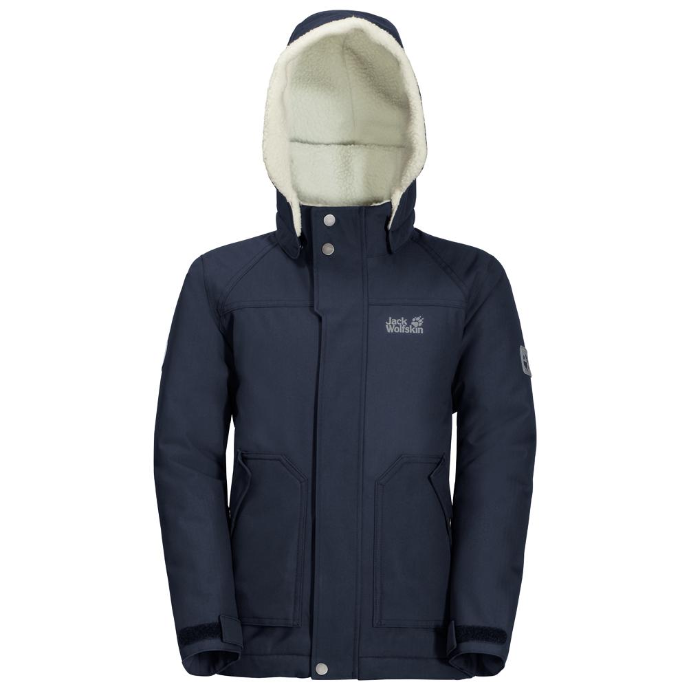 on sale b7eb1 4df55 Jack Wolfskin Great Bear Jacket - Winterjacke Jungen online ...