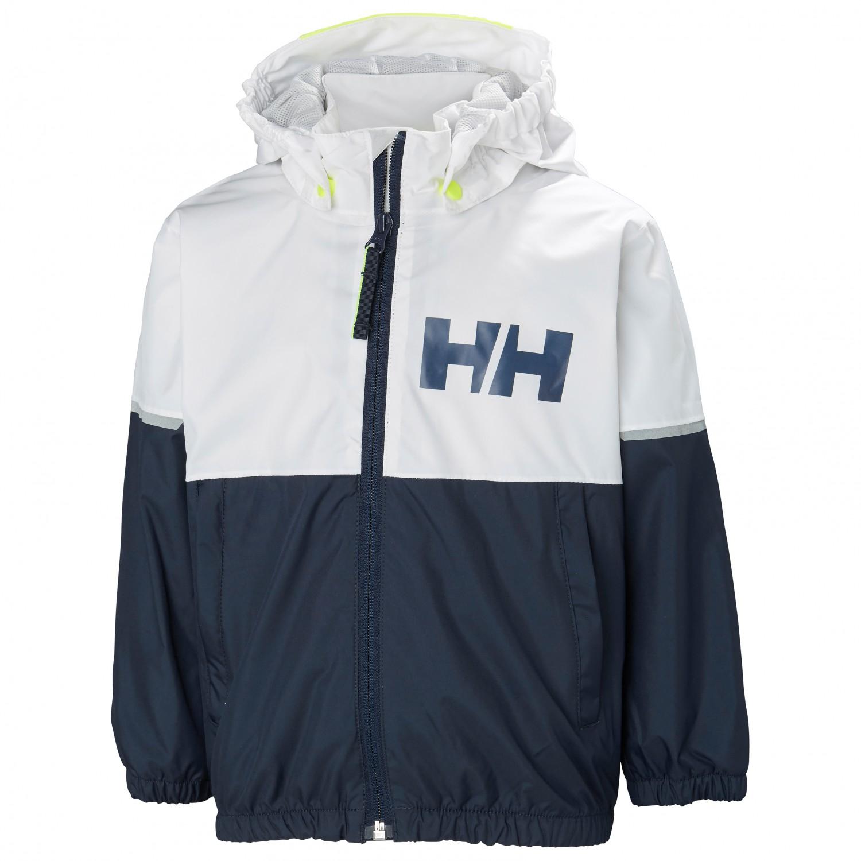 best website ac89b c284e Helly Hansen - Kid's Block It Jacket - Regenjacke - Dragon Fruit   6 Years
