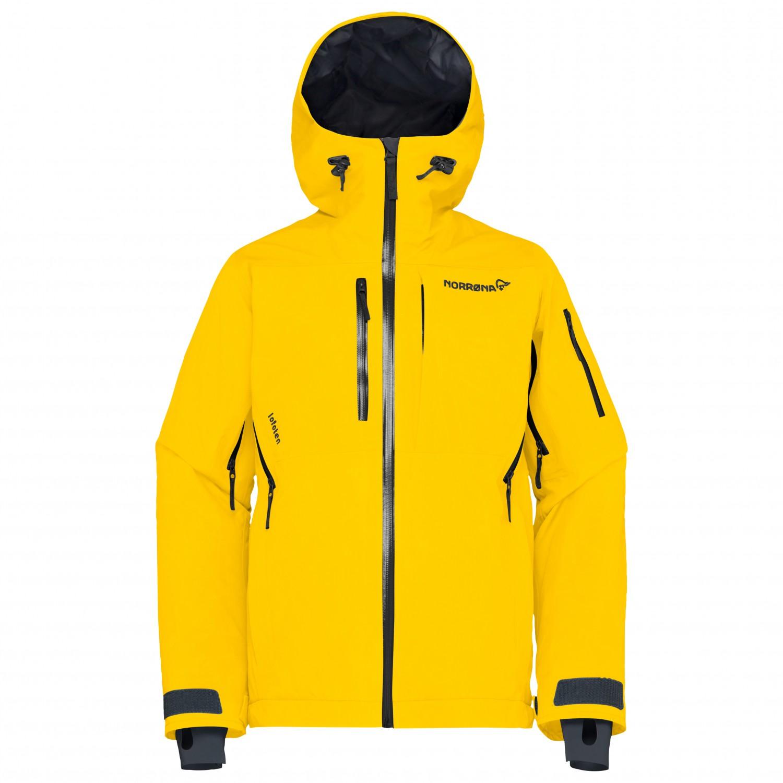 0323ffe6 Norrøna Junior's Lofoten Gore-Tex PrimaLoft Jacket - Ski Jacket Kids ...