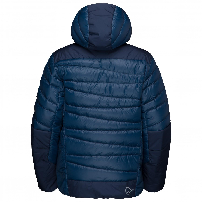 b91c7b71 Norrøna Falketind Down750 Hood Jacket - Dunjakke Barn kjøp online ...