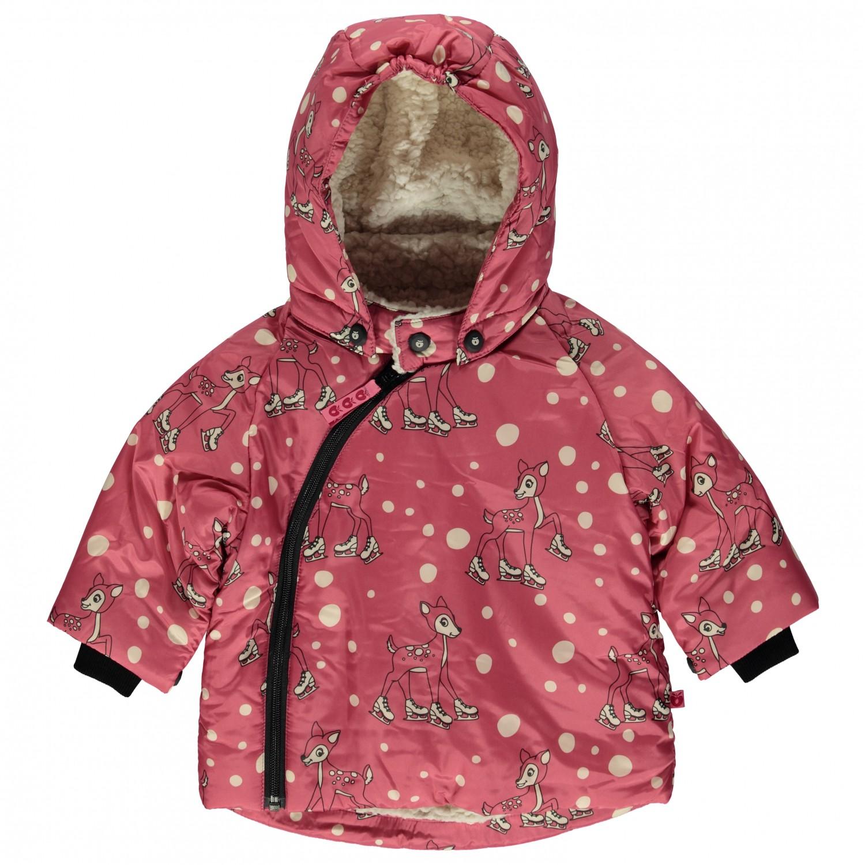 294d5aa6c837 Smafolk Baby Winter Jacket with Deer - Winter jacket Kids