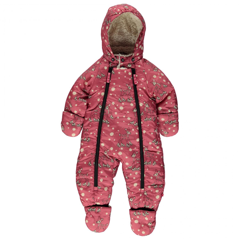 b03d6e56058d Smafolk Baby Winter Suit with Deer - Overalls Kids