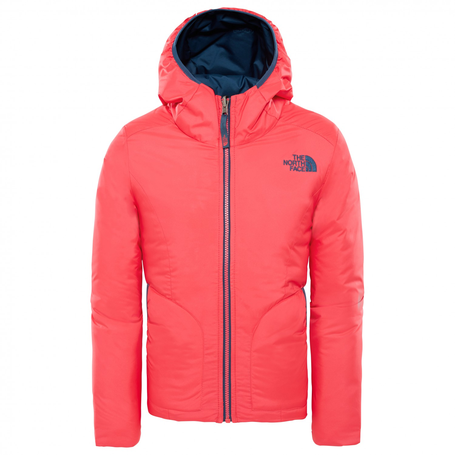 9cf634720d21f0 The North Face - Girl's Reversible Perrito Jacket - Kunstfaserjacke ...