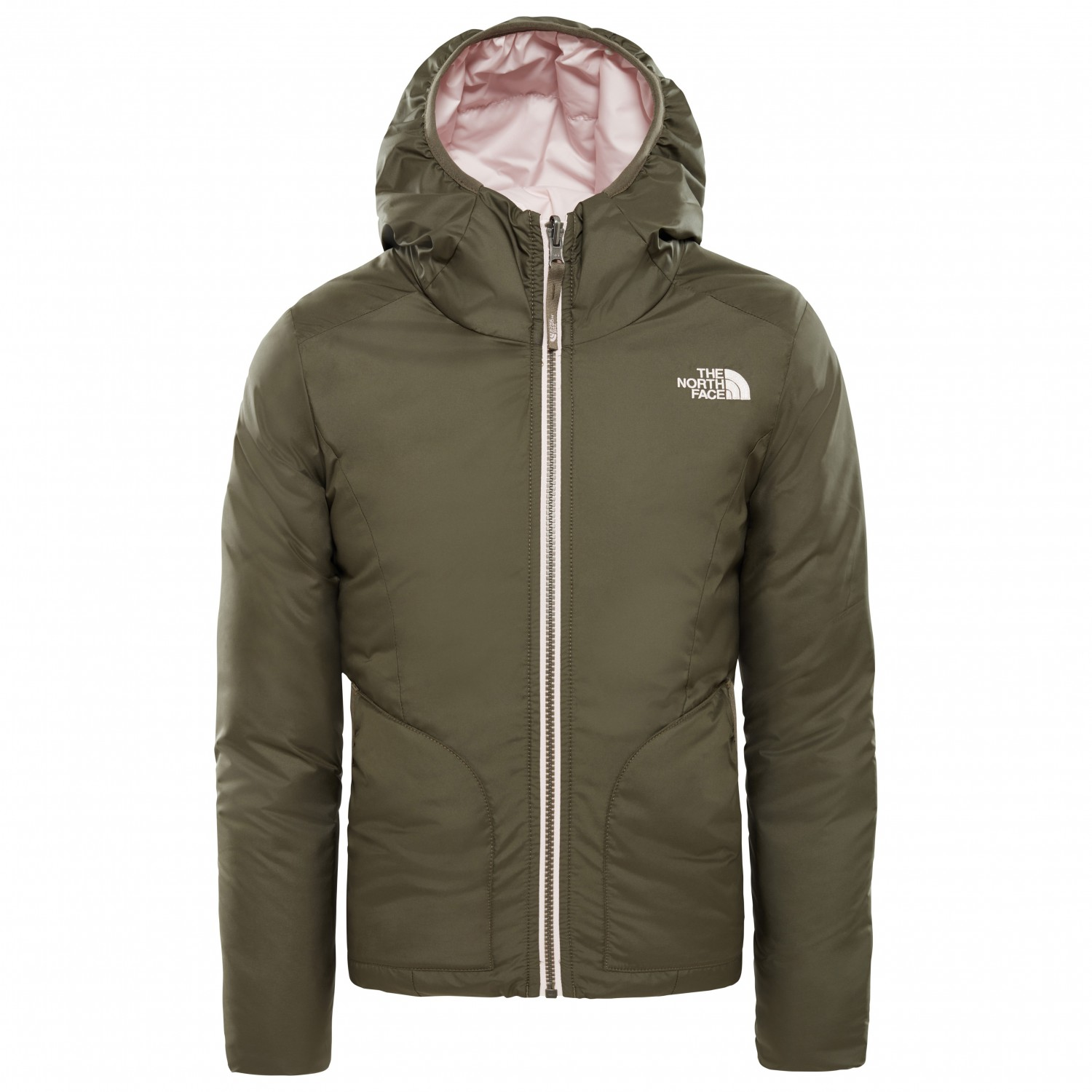 The North Face - Girl s Reversible Perrito Jacket ea1f7f1e6