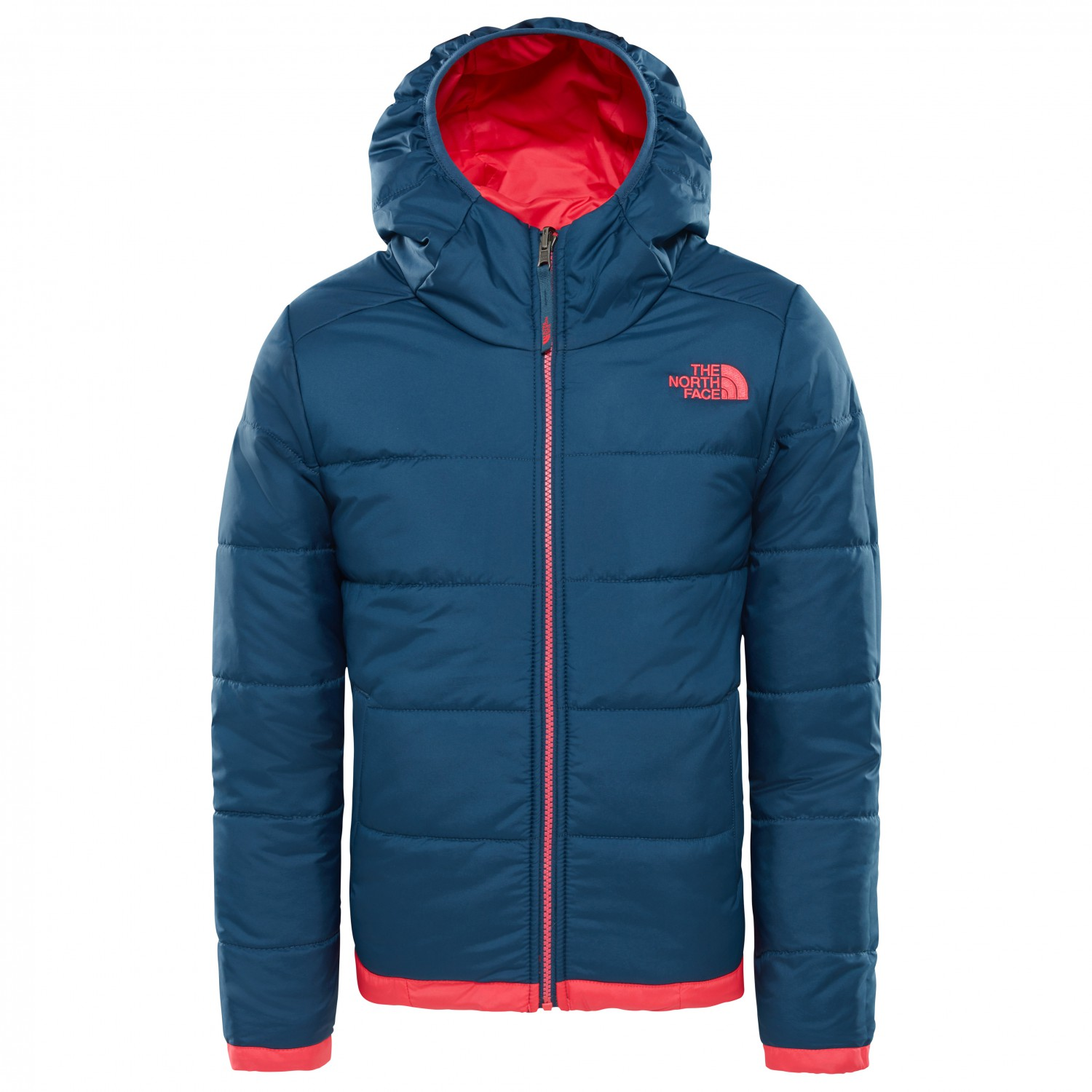 ... The North Face - Girl s Reversible Perrito Jacket ... ad5d78291